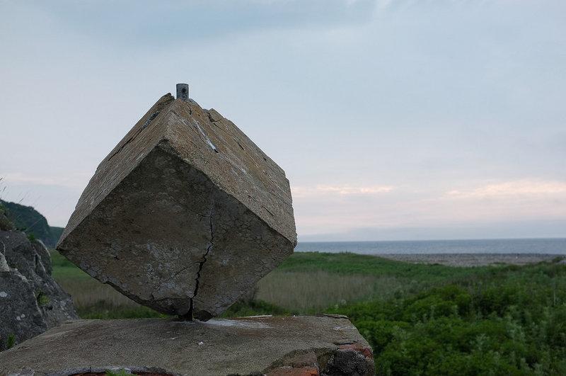 Памятник кубу