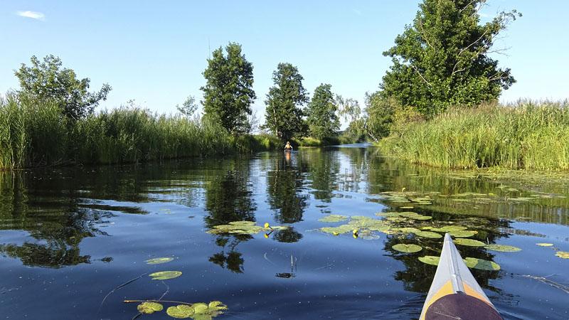 Озеро Фомино уже позади.