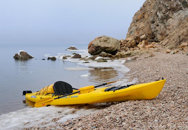 Каяк типа сит-от-топ от Ocean Kayaks