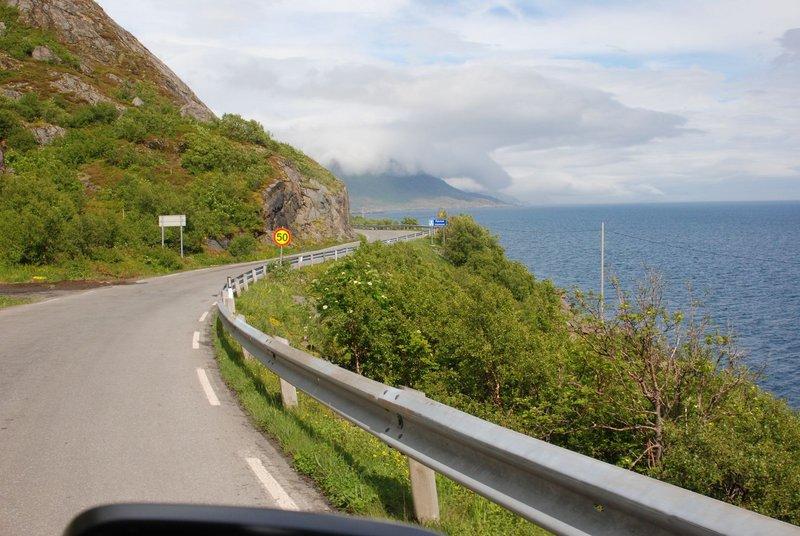Норвежское море, вокруг Лофотенских островов. 22 июня – 5 июля 2012. Часть 4.