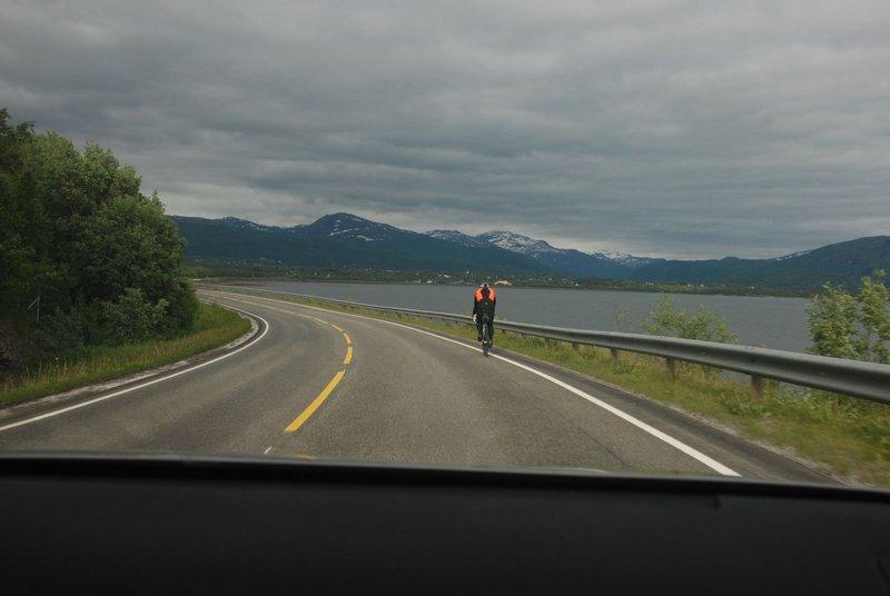 Норвежское море, вокруг Лофотенских островов. 22 июня – 5 июля 2012. Часть 5.