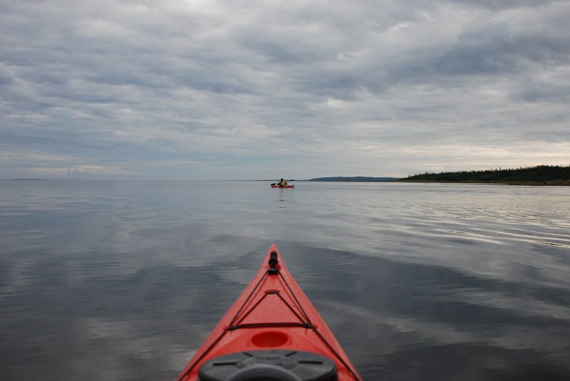 11:00. Покидаем ставший роднымБольшой Соловецкий остров. Целимся на остров Анзер.