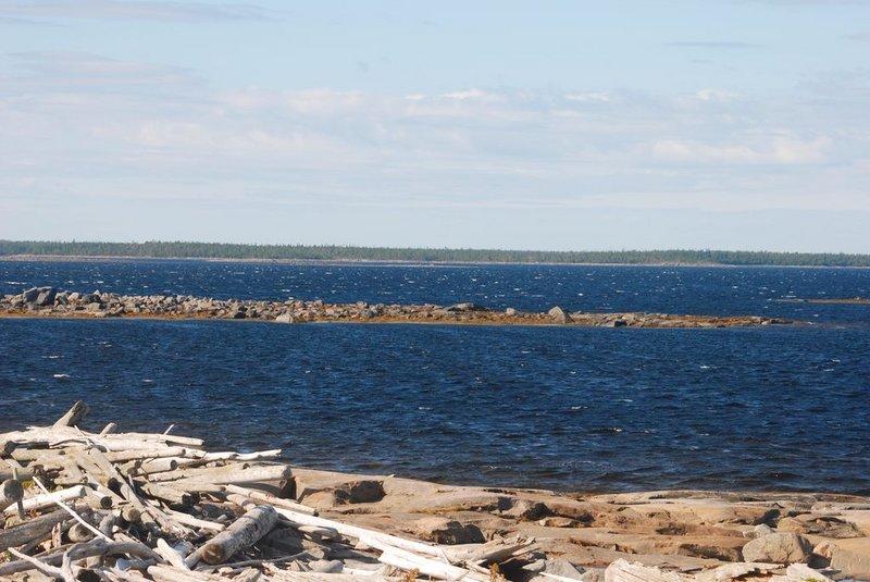 Белое море. Н.п. Кузема - губа Канда. 18 августа – 1 сентября 2012. Часть 2.
