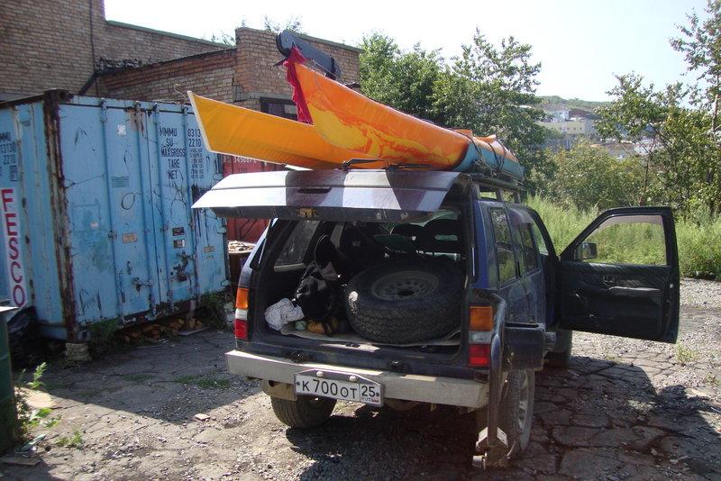 Погрузка в г. Владивостоке