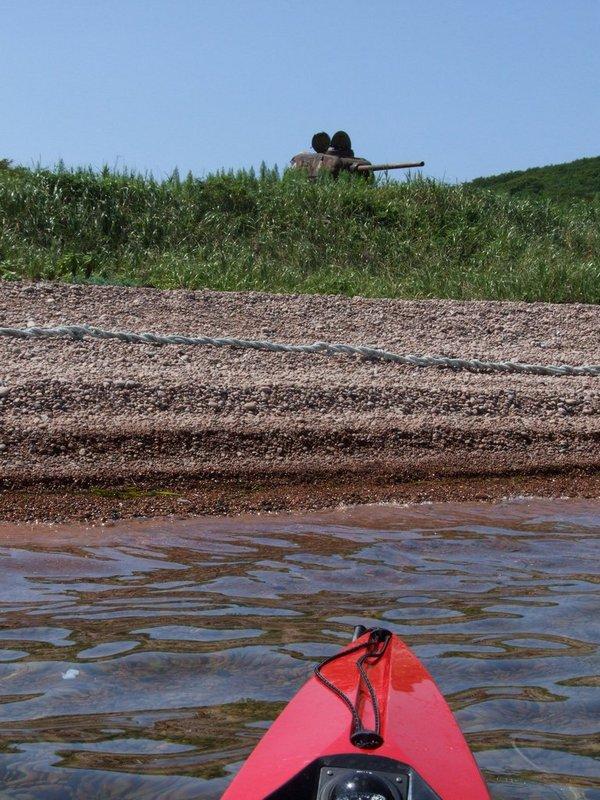 Прогулка на морском каяке по островам