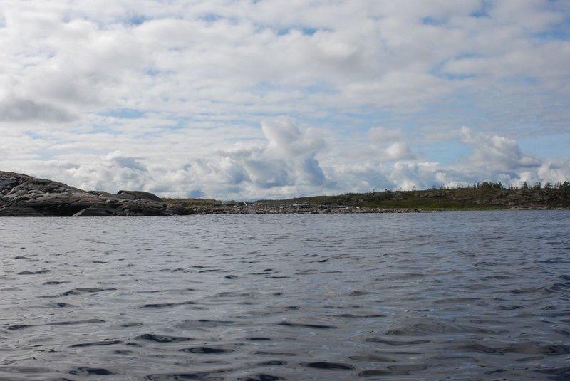 Белое море. Н.п. Кузема - губа Канда. 18 августа – 1 сентября 2012. Часть 4.
