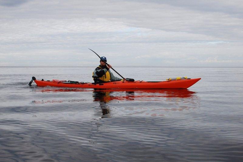 Белое море, Соловки на морских каяках, 16 августа - 24 августа 2014. 225 км.  (часть 2)
