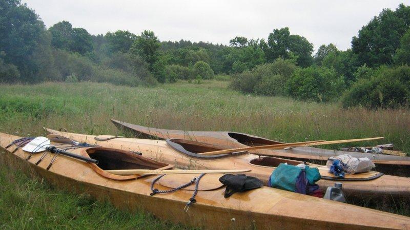 Три дня на гренландских веслах
