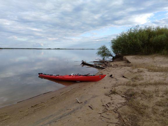 Одиночный сплав на морском каяке по реке Амур. Хабаровск  - Амурск. Август 2018.