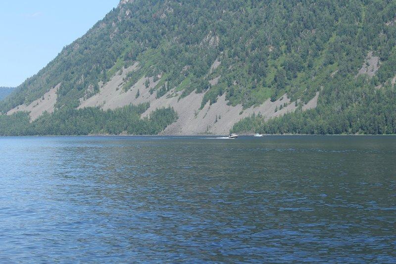 Телецкое озеро на каяках Winner Serenity