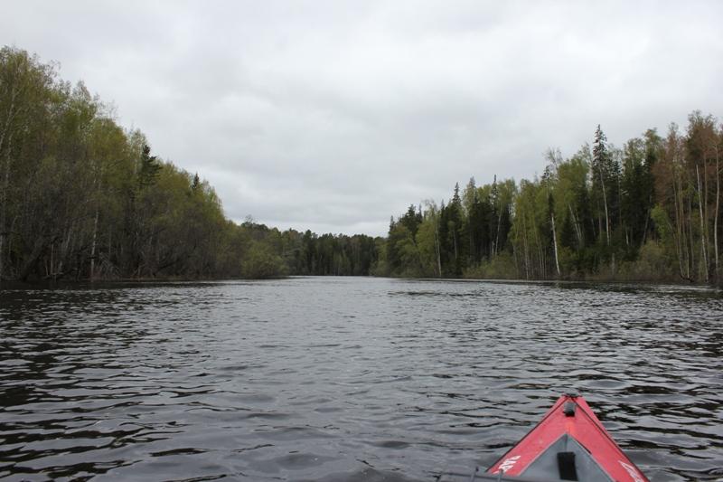 Сплав по реке Салым (около 240 км)