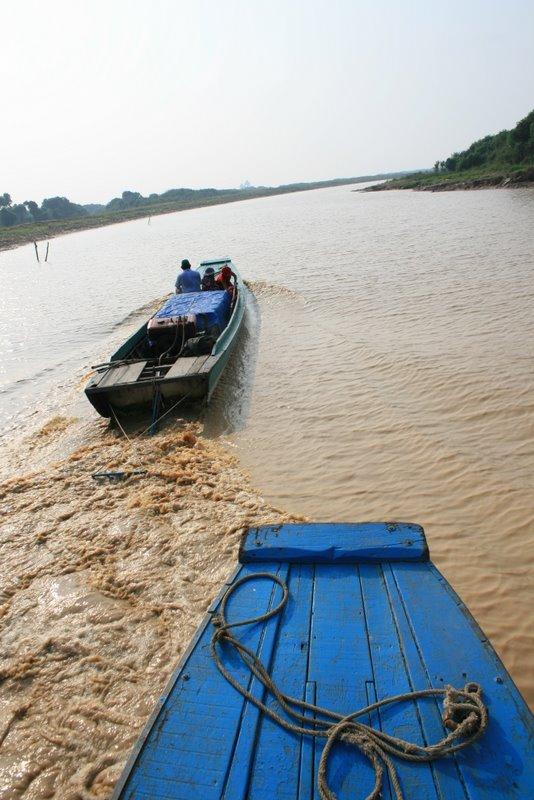 Желтая река