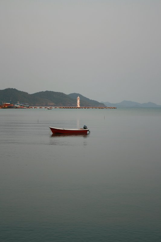 Маяк на Ко Чанге