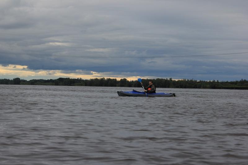 Двухдневный заплыв на каяке (с рыбалкой)