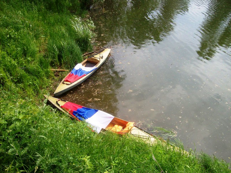 Лодки к походу готовы .Вот и закончилась моя бескаячная жизнь.Часть вторая. По Телецкому озеру