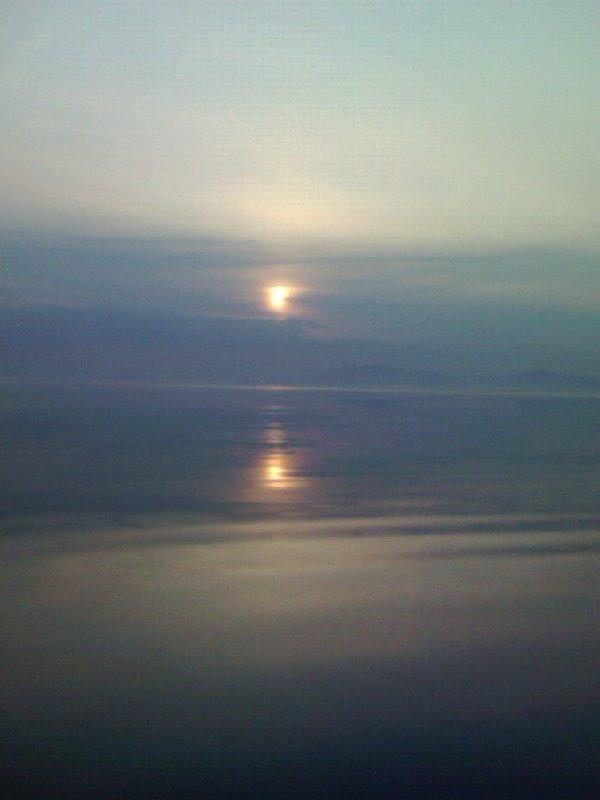 Давний заплыв по Амурскому заливу