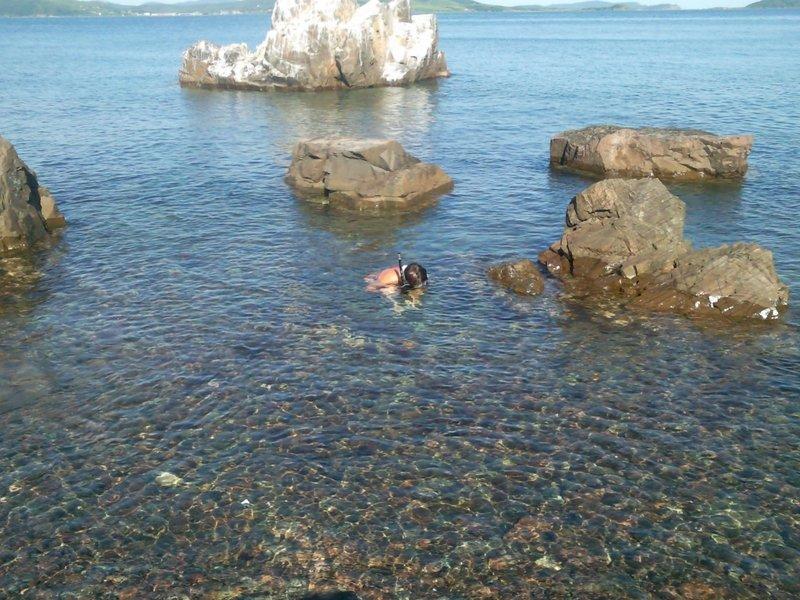 Владивосток – о. Рикорда – Владивосток. Каякинг 12-16.08.2011 г.
