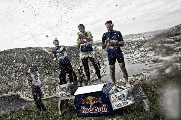 Приключенческая гонка Red Bull Mission 825