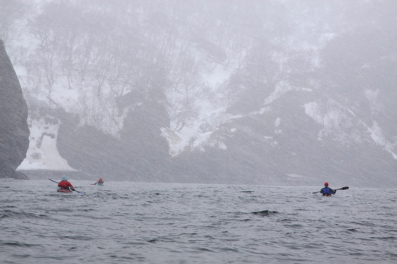 Камчатка Экстремальное открытие морского сезона 2010