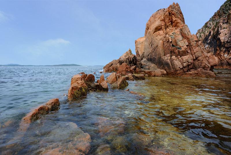 Морской каякинг в заливе Петра Великого