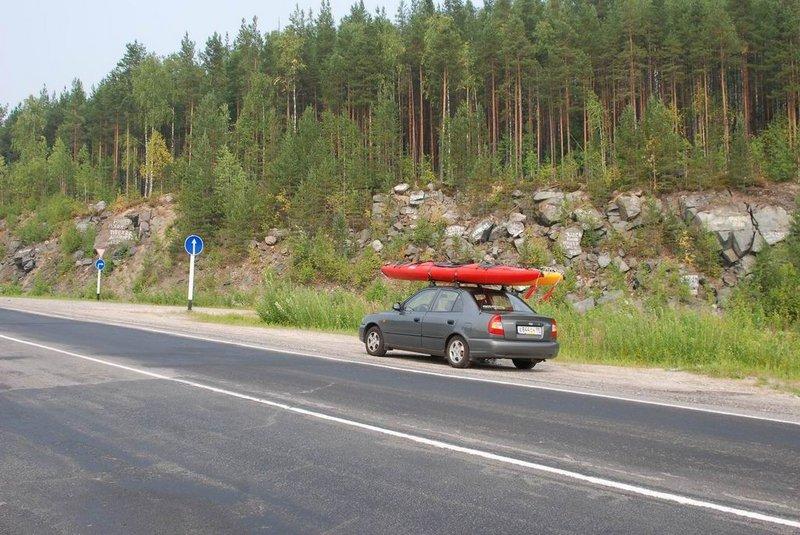 Белое море, Кузема - Беломорск, 8-19 августа 2010