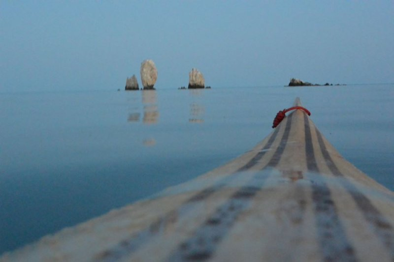 Скалы-Корабли.