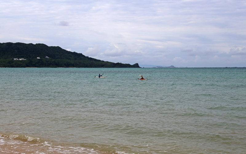 Рифовый каякинг от Ибарума до Хиракубо (о.Исигаки - Япония)