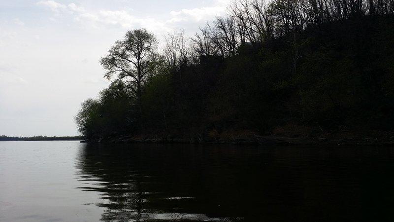 Небольшой сплав по р. Зея (Амурская облась) и тест каяка