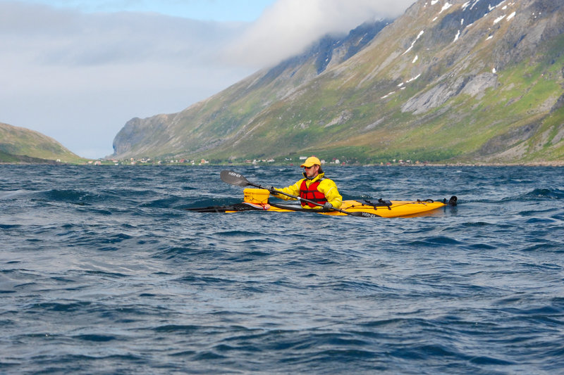 Норвежское море, вокруг Лофотенских островов. 22 июня – 5 июля 2012. Часть 2.