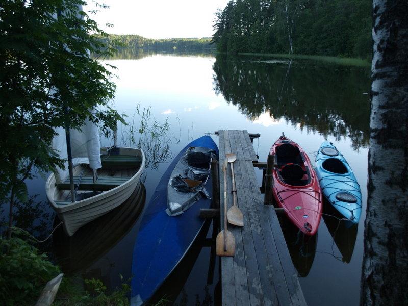 После медитации... еще одна медитация: рыбалка :)