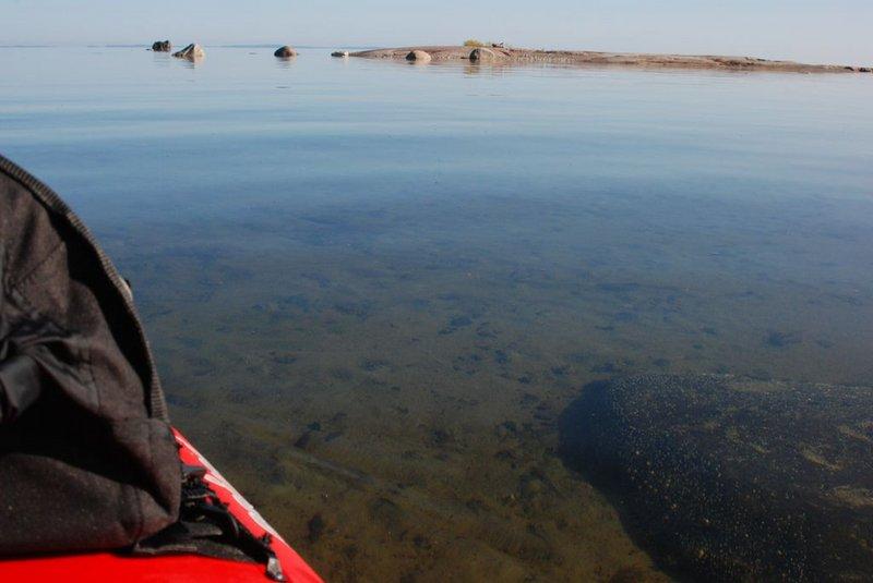 Белое море. Н.п. Кузема - губа Канда. 18 августа – 1 сентября 2012. Часть 5.