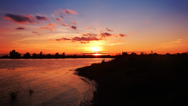 Завтра продолжим. Прямо за этим выступом начинается Костромское водохранилище.