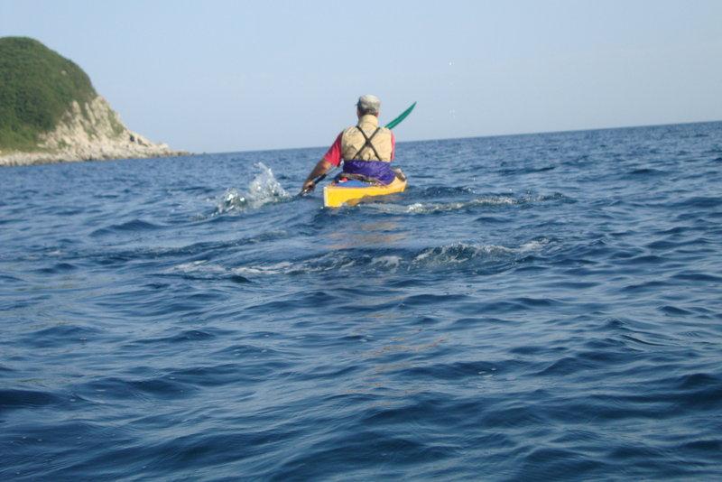 На воде
