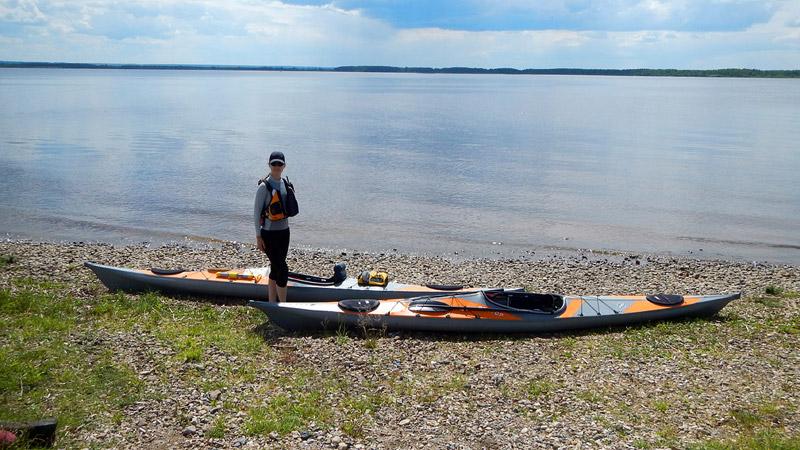 Мы не зря провели на Костромском водохранилище эти 2 дня. В будущем планируем посвятить ему больше времени, исследовав верхнюю его часть, где образовалось множество островов в местах бывшего русла реки Костромы.