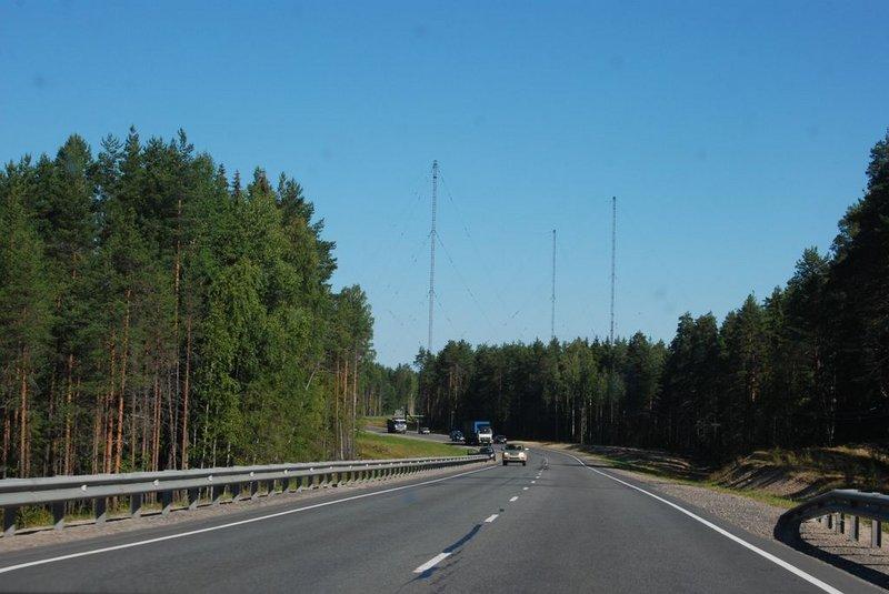 Солнечная погода, отличное настроение. Карелия радует не меньше Финляндии!