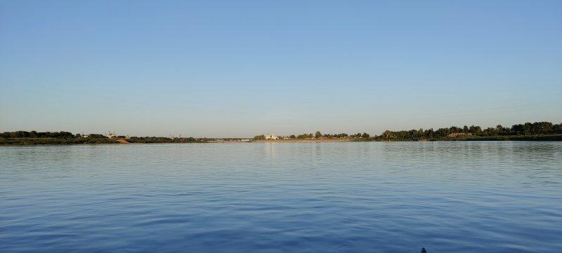 Сплав по реке Сухона