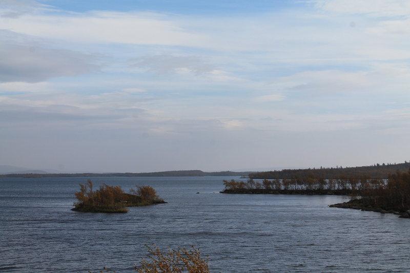 На каяке за один день по двум озерам