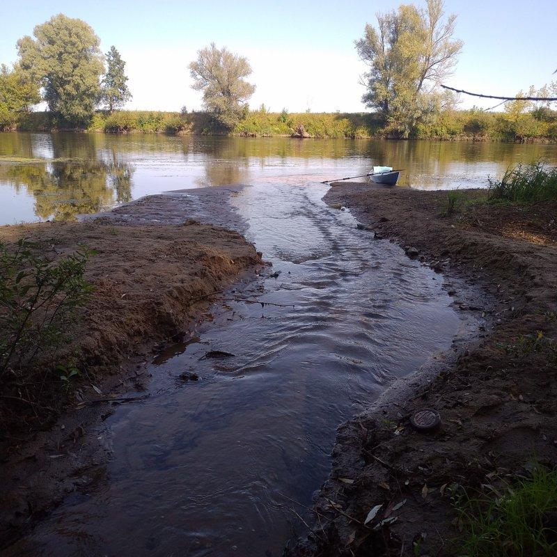 Притока р. Десна