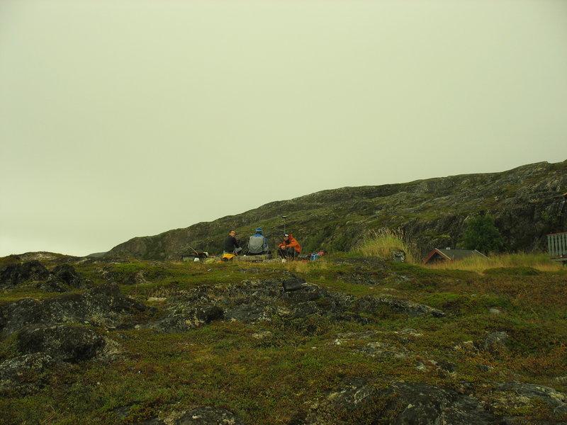 Трехдневная вылазка на морских каяках по северным фьордам Норвегии