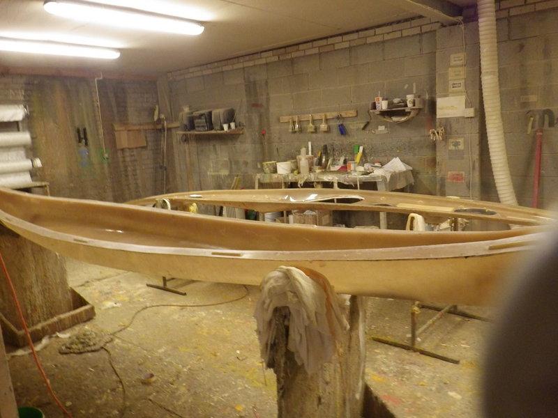 Формы - мамы для лодок. Пустые. Делаются на основании форм - пап)