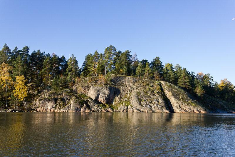 Морской каяк, Хельсинки и окрестности