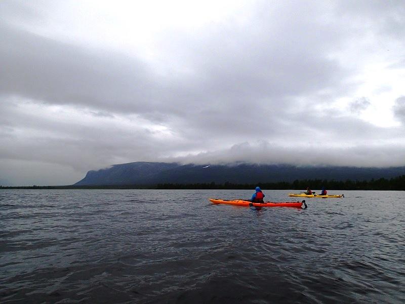 Сердце северных гор. Поход на морских каяках — Ловозеро, Сейдозеро, Кольский полуостров